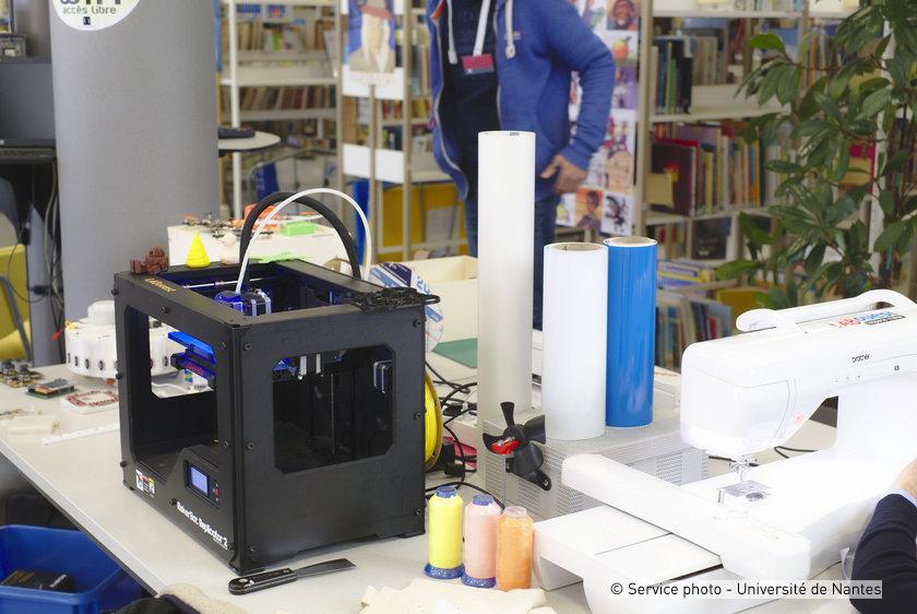 Lab Ouest : Imprimante 3D