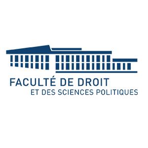 Logo Fac de droit et de sciences politiques
