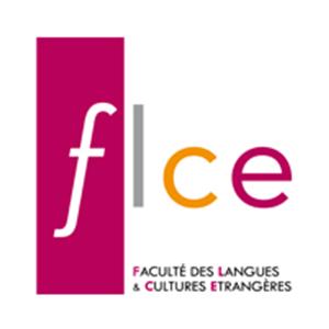 logo Faculté de langues et de cultures étrangères